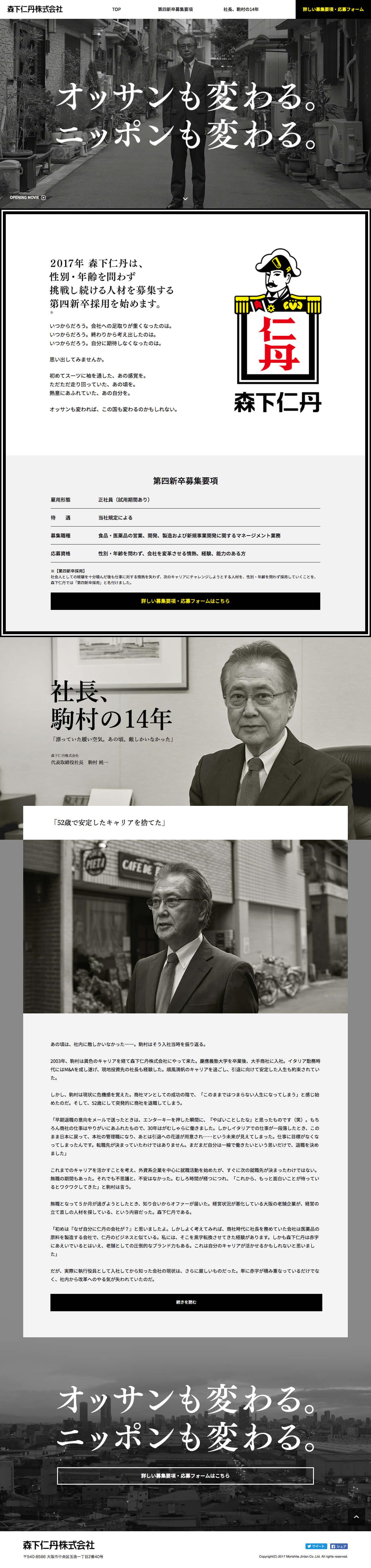 森下 仁丹 株式 会社